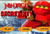 Играть Нинджаго Секретный ключ онлайн флеш игра для детей