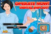 Играть Действуйте сейчас в стоматологической хирургии онлайн флеш игра для детей