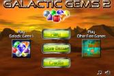 Играть Галактические драгоценные камни 2 онлайн флеш игра для детей