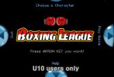 Играть Бокс лиги онлайн флеш игра для детей