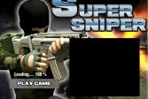 Играть Супер снайпер онлайн флеш игра для детей