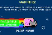 Играть Кот Нян: Потерянный в космосе онлайн флеш игра для детей