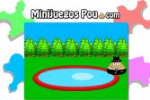 Играть Поу у бассейна: пазл онлайн флеш игра для детей