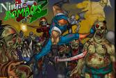 Играть Ниндзя Против Зомби 2 онлайн флеш игра для детей