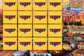Играть Тачки 2 память онлайн флеш игра для детей