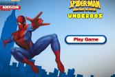 Играть Невероятный Человек Паук онлайн флеш игра для детей