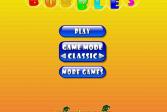 Играть Шарики Бабл онлайн флеш игра для детей