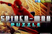 Играть Пазл с Человеком пауком онлайн флеш игра для детей