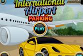 Играть Парковка в международном аэропорту онлайн флеш игра для детей