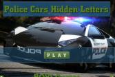 Играть Полицейские машины: Скрытые буквы онлайн флеш игра для детей