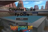 Играть Контр Страйк Дерзкий Удар онлайн флеш игра для детей