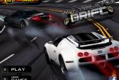 Играть Мультиплеер Дрифт онлайн флеш игра для детей