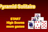 Играть Пасьянс Пирамида онлайн флеш игра для детей
