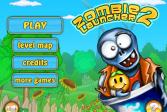 Играть Стрельба зомби 2 онлайн флеш игра для детей