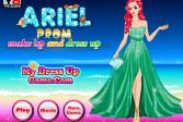 Играть Ариэль: макияж и одежда онлайн флеш игра для детей
