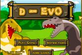 Играть Эволюция Динозавров онлайн флеш игра для детей
