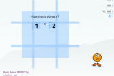 Играть Красочные Крестики-нолики онлайн флеш игра для детей