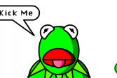 Играть Ударь жабу онлайн флеш игра для детей