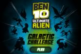 Играть Бен 10: Последний чужой - Галактический вызов онлайн флеш игра для детей