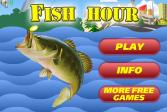 Играть Рыбий час онлайн флеш игра для детей