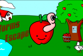 Играть Спасение червей онлайн флеш игра для детей
