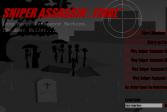 Играть Последний снайпер-убийца онлайн флеш игра для детей
