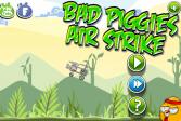 Играть Злые птицы: Плохие свиньи - Удар с воздуха онлайн флеш игра для детей
