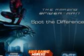 Играть Человек-Паук: Найдите отличия онлайн флеш игра для детей