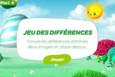 Играть Робокар Поли: Найти отличия онлайн флеш игра для детей