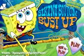 Играть Губка Боб Бикини Боттом Битва онлайн флеш игра для детей