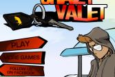 Играть Сумасшедший камердинер онлайн флеш игра для детей