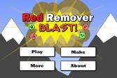 Играть Взрыв красных кирпичей онлайн флеш игра для детей