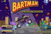 Играть Бартман и зомби терминатор онлайн флеш игра для детей