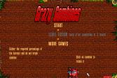 Играть Сумасшедший комбайн онлайн флеш игра для детей