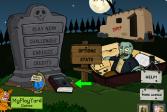 Играть Зомбудой онлайн флеш игра для детей