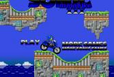 Играть Супер Соник: Мотобайк 3 онлайн флеш игра для детей