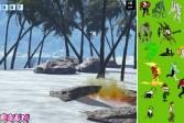 Играть Бен 10: Инопланетяне - сцена 2 онлайн флеш игра для детей