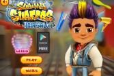 Играть Сабвей серферы: Парикмахерская онлайн флеш игра для детей