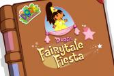 Играть Дора: Фиеста сказки онлайн флеш игра для детей