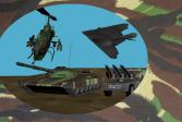 Играть Война в Ка-паке онлайн флеш игра для детей
