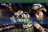 Играть Почетная медаль: Скрытые буквы онлайн флеш игра для детей