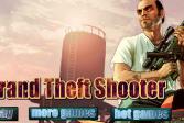 Играть Великая кража: стрелок онлайн флеш игра для детей