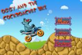 Играть Огги и тараканы байкеры онлайн флеш игра для детей