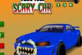 Играть Тюнинг страшного автомобиля онлайн флеш игра для детей