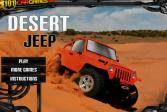 Играть Джип в пустыне онлайн флеш игра для детей
