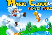 Играть Приключения Марио Клод онлайн флеш игра для детей