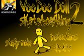 Играть Кукла вуду 2. Скейтбординг онлайн флеш игра для детей