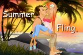 Играть Летний порыв онлайн флеш игра для детей