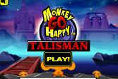 Играть Счастливая обезьянка: Талисман онлайн флеш игра для детей