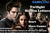 Играть Сумерки: скрытые письма онлайн флеш игра для детей